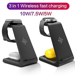 T3 3 in 1 wireless charger