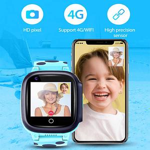 4G GPS Kids Smartwatch