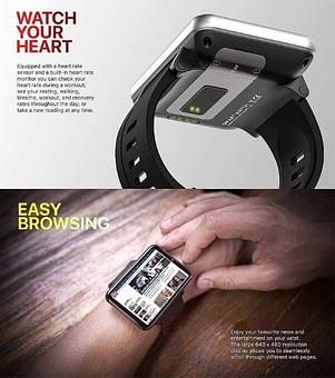 Large Smartwatch
