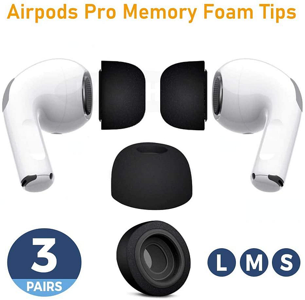 Replacement AirPods Pro EarTips